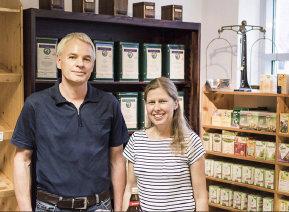 Eva und Karl Budjan
